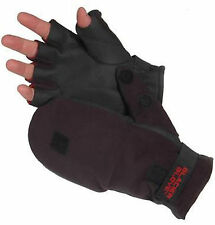 Glacier Flip Mitt Windproof Fleece 759BK