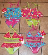 Baby Toddler GIRLS 2 piece bathing suit~18 24 months 2T 3T 4T~NWT swim tankini