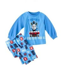 FREE SHIP Thomas the Tank Train Engine Boys 18M 2 Piece Pajamas PJs Set ~ NWT