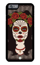 iPhone 6 Case Gothic Girl With Cross. Protective Cover