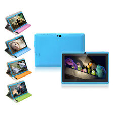 """16GB A33 Quad Core 7""""inch Android 4.4 Tablet PC Dual Camera WiFi 1.6GHz w/Case"""