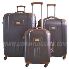 Luggage Sets,Suitcases,Trolleycase Hard Shell 4 Wheel Spinner Jeep Taxes branded