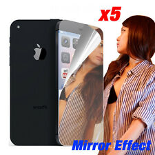 """5x Reflective Mirror Effect Screen Protector Film for iPhone 6 4.7"""" Plus 5.5"""""""