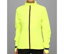 Asics Storm Shelter Women's Running Jacket (Waterproof) - Neon Size:XS,S,M,L,XL