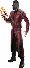 Adult Star-Lord Guardians of the Galaxy Halloween Costume Dress Up Suit