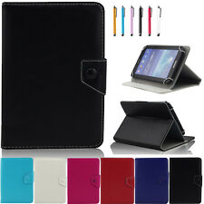 Universal PU Leather Folio Smart Case Cover Fit For Various 7 Inch Tablet PC PDA