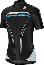 Sportful Squadra Corse Equipe Mens Microfiber Short Sleeved Cycling Jersey
