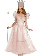 Adult Good Witch Glinda Outfit Fancy Dress Costume Princess Wizard of Oz Womens