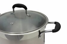 WINNER Stainless Steel Stock Pot Dutch Oven Cookware Induction Compatible