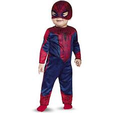 Toddler The Amazing Spiderman Cute Halloween Costume Fancy Dress Up