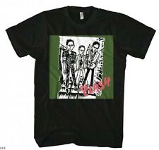 Officially licensed The Clash First Album Logo T-Shirt