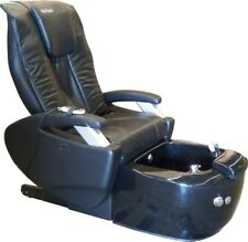 Display Model Black Pedicure Spa Chair for Nail Salon