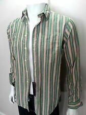 NWT Polo Ralph Lauren Vintage Elegant Striped Button Front Shirt