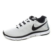 553684 002 Mens Nike Free Trainer 3.0 Running shoe Pure Platinum Black ALL SIZES