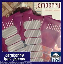 Jamberry Nails Half  Nail Wraps FAST FREE SHIPPING Mix and Match NEW Designs