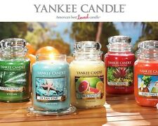 Yankee Candle Large jar You choose  RETIRED VHTF SCENTS BUY 2 FOR FREE SHIPPING