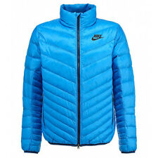 Nike Cascade Down Winter Jacket men NEW blue black 541460-406
