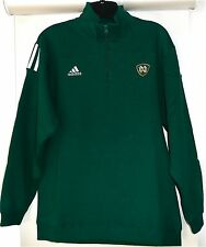 Notre Dame Adidas Pullover Sweatshirt - Youth S 7-8, M 10-12, L 14, XL 16 - New