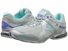Women's Shoes PUMA Cell Riaze Athletic Sneakers 188028-01 Silver *New*
