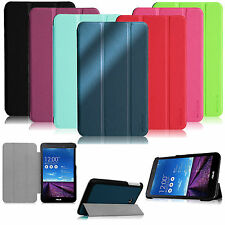 For ASUS MeMO Pad 7 ME170C/ ME170CX Ultra Slim PU Leather Cover Case Stand