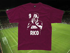 Football Legend Hero Star Men's/Womens Fan T-shirt Top ANY PLAYER Personalised 2