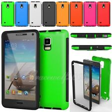 Dustproof Shockproof Anti-scratch Phone Case Cover For Samsung Galaxy S5 Note4