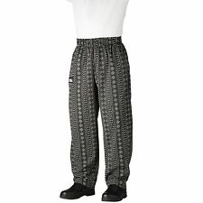 Chefwear 3500-83 Ultimate Chef Pant Tribal Spirit all sizes XS-4XL NEW!