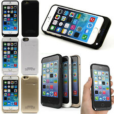 """3200mAh Power Bank Case External Battery Charger Cover for Apple iPhone 6 4.7"""""""
