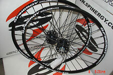 "New Spinergy Xyclone Disc 29ER 29"" Colors PBO Spokes Wheel Set For MountainBike"