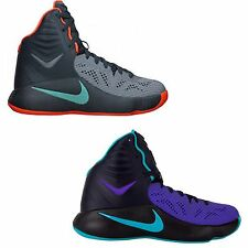 Authentic Nike Zoom Hyperfuse 2014 New Holiday Colors Sizes 8-13