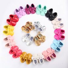 Rare Infant Toddler Baby Boy Girl Soft Sole Shoes Newborn up to 18 Months UK1