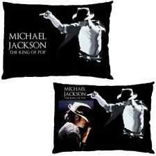 Michael Jackson The King Of Pop Collectible Photos Pillow Case 1 & 2 Sides