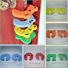 2/5Cute Door Jammer Finger Guard Child Kids Baby Infant Safety Protector Stopper