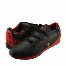 Men's Shoes PUMA Valorosso Lo Ferrari Motorsport Sneakers 305152-03 Black *New*