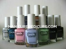 Color Club Polish - Pastels, Shimmers, Glitters - You Choose One