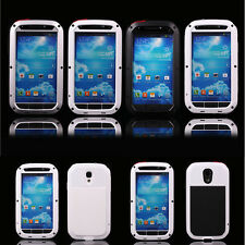Stylish Waterproof Aluminum Gorilla Metal Cover Case For Samsung Galaxy S4 i9500