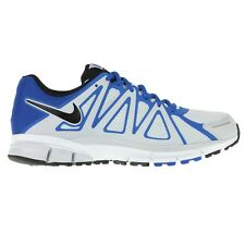 NIKE MENS SIZE 9.5 AIR SPAN LIGHTWEIGHT WHITE RUNNING SHOES TRAINERS