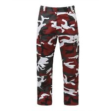 7915 Rothco Red Camo BDU Pants