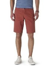 NEW NWT Dockers Shorts Henna Red Mens 42 XL THE PERFECT SHORT Smart Phone Pocket