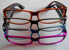 MT19/7 Reading Glasses+1.5 +2.0 +2,5 In Black+White,Blue+White, Purple or Yellow