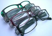 MT20/4  Trendy,Stylish Reading Glasses Choice of 4 Coloured Frames+1.5+2.0+2.5