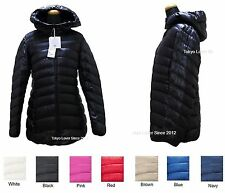 UNIQLO Woman Ultra Light Down Water Defender Hooded Short Coat from Japan