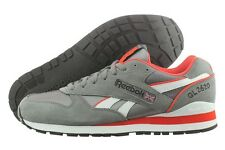 Reebok Classic GL2620 Men's Running Shoes Vintage Retro Gray Red M40684 NEW!