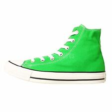 Converse Chuck Taylor All Star Green White Unisex Classic Plimsoll Casual Shoes