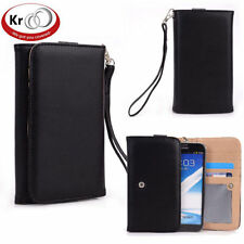 Kroo Clutch Wristlet Wallet for Apple iPhone 6 4.7 Inch (CDMA) (GSM)