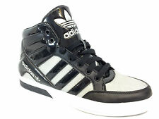 NEW ADIDAS HI TOP TRAINERS FASHION HIGH TOP ADIDAS TRAINERS SIZE UK 7.5 ONLY BNI