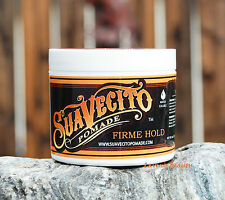 Authentic SUAVECITO POMADE 4oz Original Hold or Firme Hold / Water Soluble
