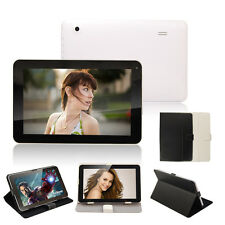 """9"""" Android 4.4 Kitkat Tablet PC A7 Dual Core 2 Camera 8GB Capacitive W/Case"""