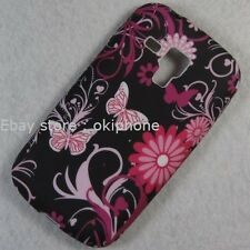 Butterfly Case Cover Skin For Samsung Galaxy Trend S7560 Ace II X S7560M 2 S7562