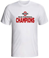 Ohio state buckeyes shirt national champions football
